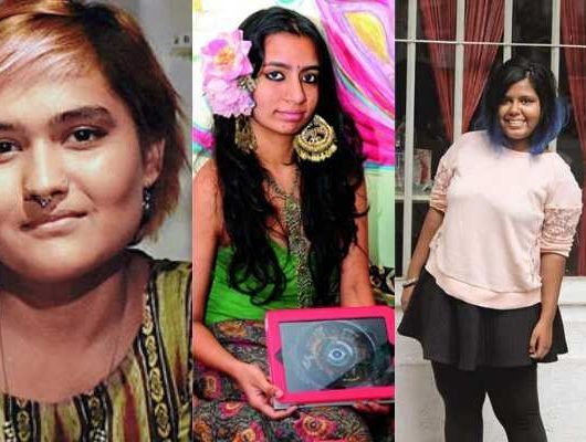 indian female artists