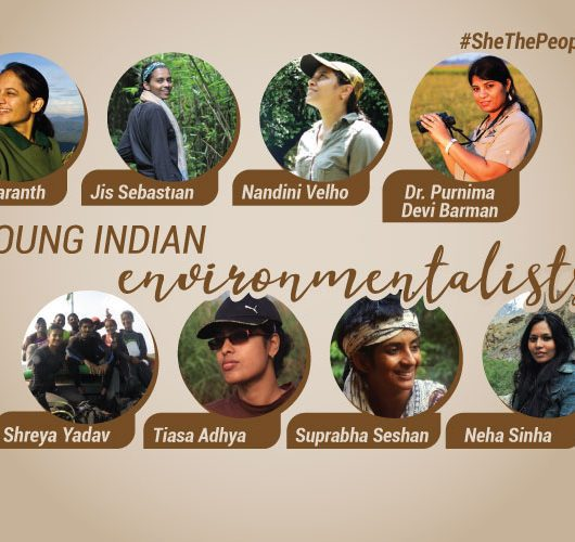 Indian-environmentalists female