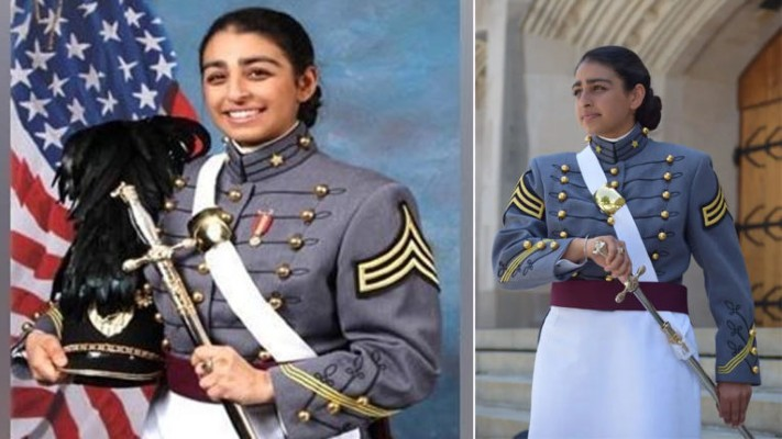 Sikh Woman US Military