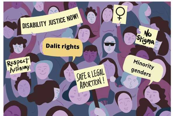 Dalit rights intersectional feminism