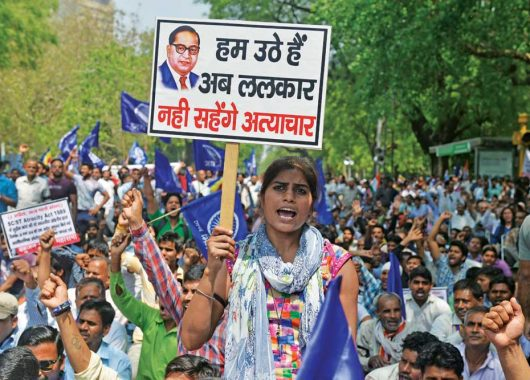 why-do-woke-indians-stay-silent-on-dalit-discrimination,-but-speak-up-on-other-issues?