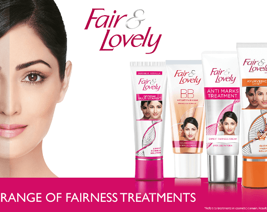 Fair and Lovely to be renamed