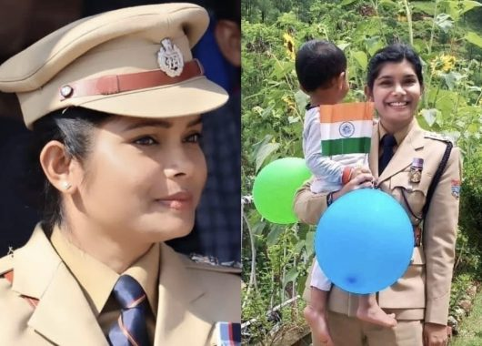 IPS Preity Priyadarshini