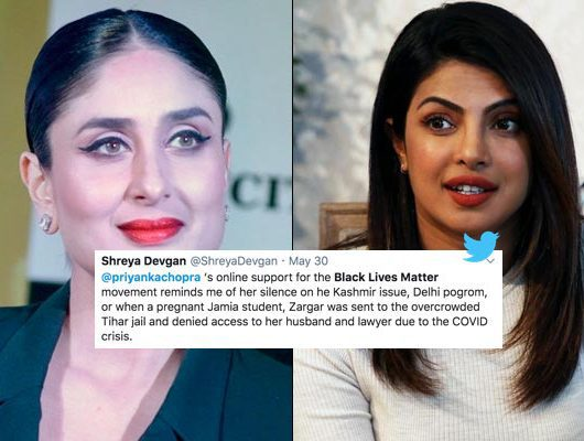 Priyanka Chopra Black Lives Matter, Indian Celebrities
