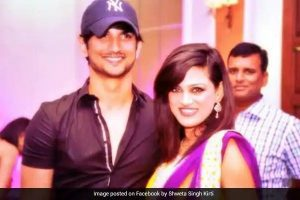 Sushant Singh Rajput's sister, Shweta Singh Kirti recently took to Facebook to write a note remembering the late actor.