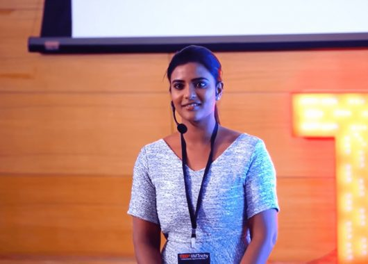 we-all-should-believe-in-ourselves:-actor-aishwarya-rajesh,-tedx-talk