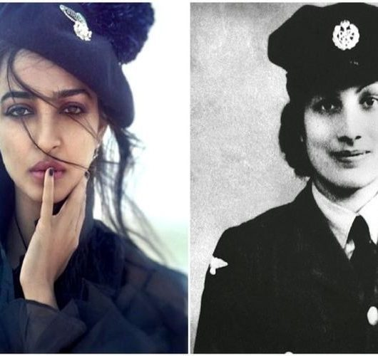 Radhika Apte as Noor Inayat Khan