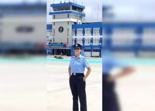 Meet Antra Mehta, First Woman Fighter Pilot From Maharashtra