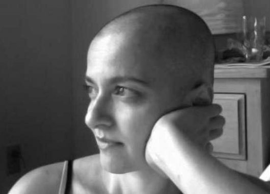 women who shave their head india, women shave heads