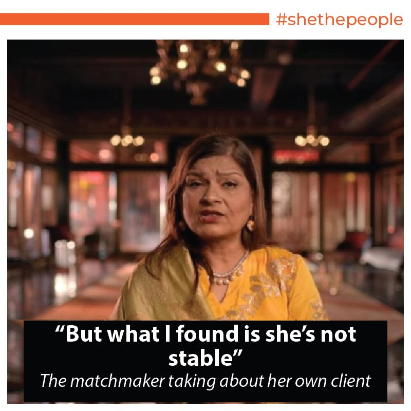 Indian Matchmaking-Sima Taparia Quotes