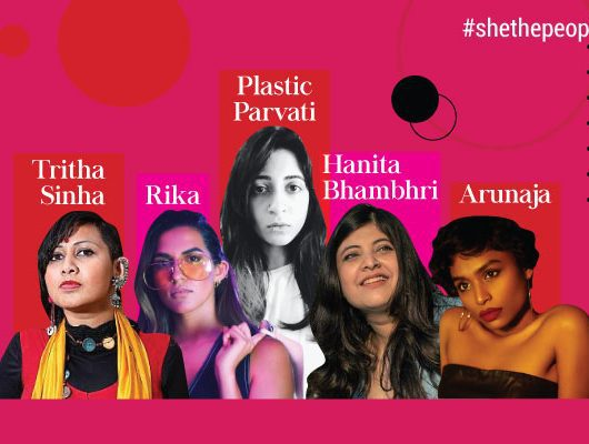 Indian-women in Indie music