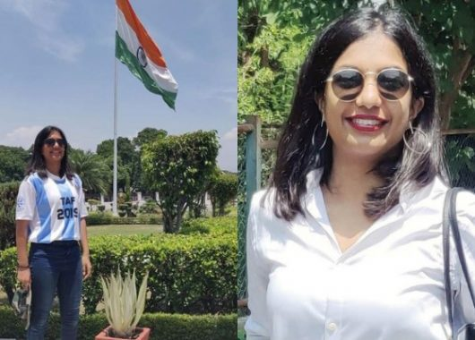 mysuru-iaf-cadet-punya-nanjappa-is-the-only-woman-in-her-course