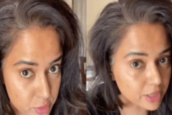 SAMEERA REDDY body shaming, sameera reddy white hair