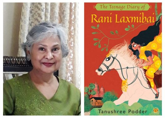 this-book-talks-about-rani-laxmibai's-eventful-teen-years-through-a-fictional-diary:-excerpt