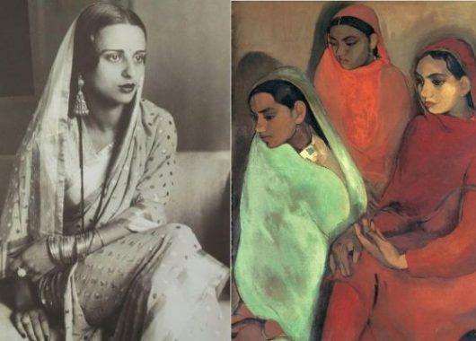 amrita-sher-gil:-the-portrait-of-a-woman,-liberated