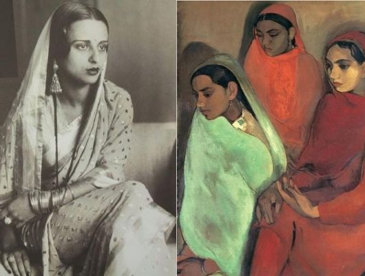 Amrita Sher-gil, a bisexual feminist icon