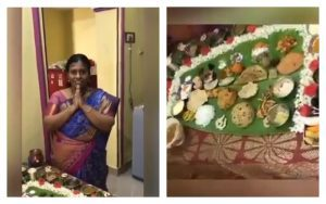 Andhra Woman Cooks 67-Item Meal