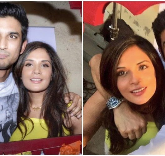 richa chadha and sushant rajput