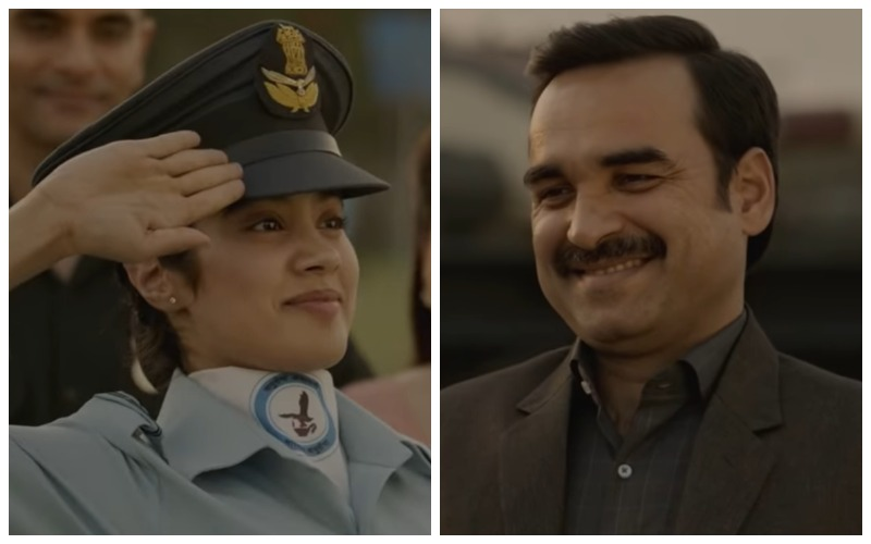 Gunjan Saxena Review A Poignant Ode To The Father Daughter Relationship