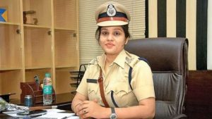 IPS Officer D Roopa Moudgil