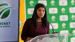 First Woman Head Cricket South Africa