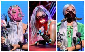 Lady Gaga Masks