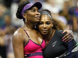 Serena Williams Venus William