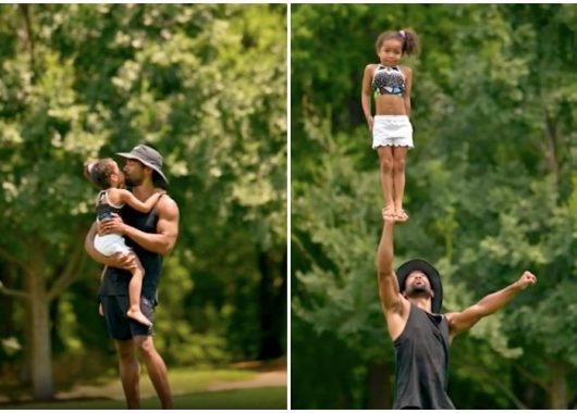 parenting-done-right:-dad-encourages-daughter-to-stand-back-up-after-a-fall,-video-goes-viral