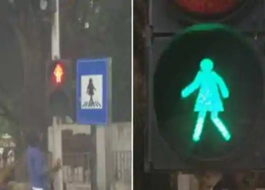 female-pedestrians-on-mumbai's-traffic-signals,-but-is-this-symbolic-move-enough?