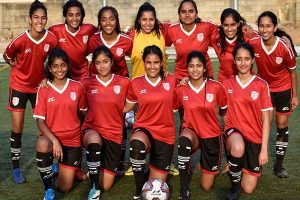 girls football academy Bangalore