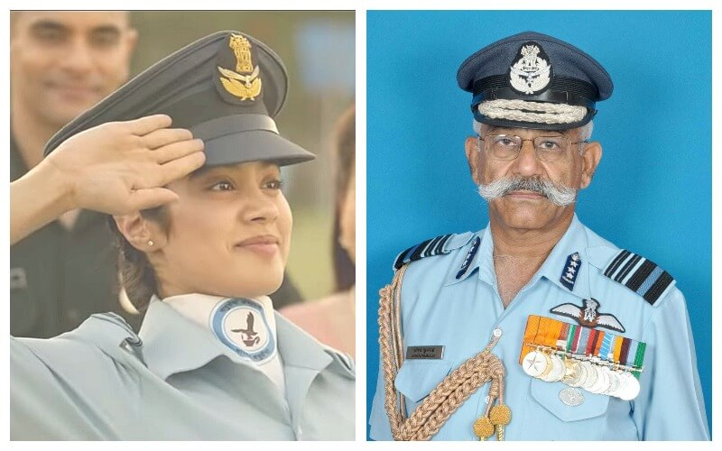 It S Offensive Air Marshal Reveals What Reel Life Gunjan Saxena Gets Wrong About Air Force