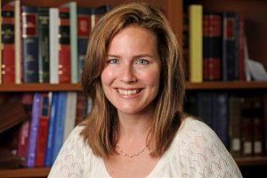 Amy Coney Barrett to he nominated as new SC judge