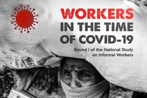 Women Workers in the informal sector impacted by the COVID 19 crisis