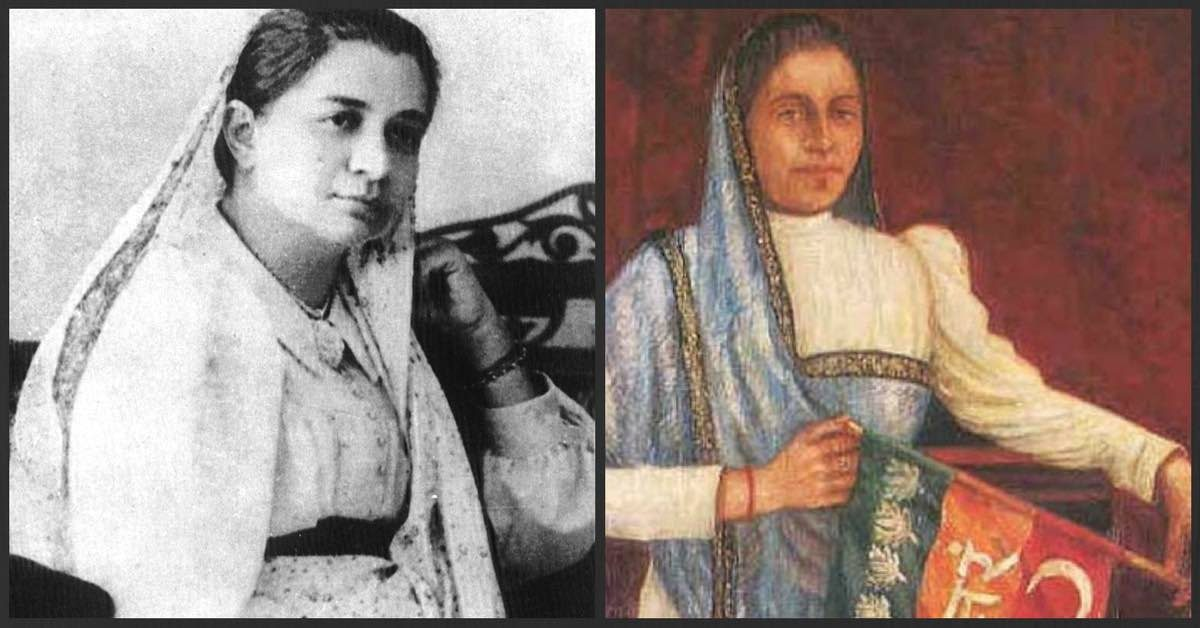 Remembering Madam Bhikaji Cama, the Brave Lady to First Hoist India's Flag on Foreign Soil