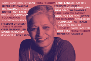 Gauri Lankesh, Journalist and Activist