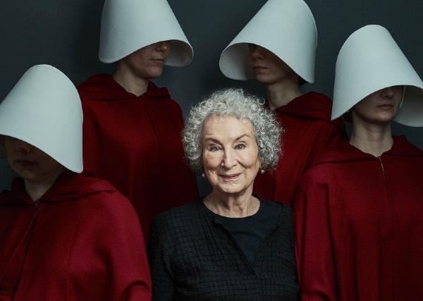 Margaret Atwood Honoured With 2020 Dayton Literary Peace Prize