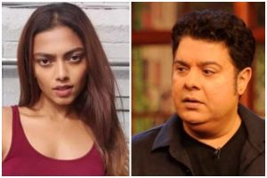 Model Paula Accuses Sajid Khan
