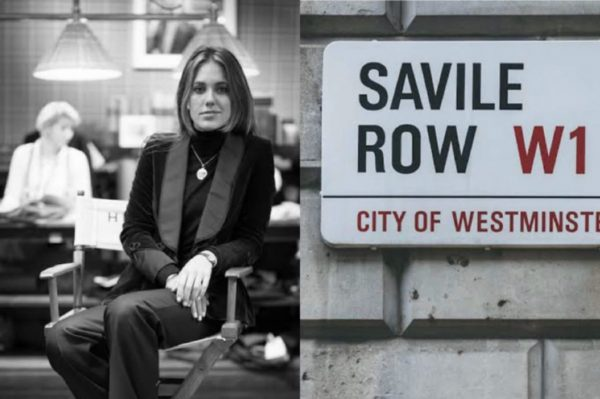 Savile Row First Women Tailoring House