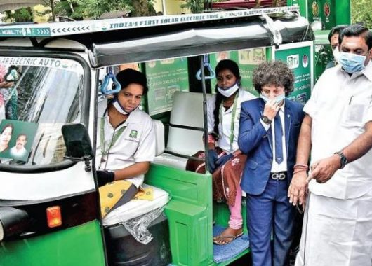 tamil-nadu-introduces-electric-auto-rickshaws,-most-of-which-to-be-driven-by-women