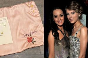 Taylor Swift Gifts Katy Perry