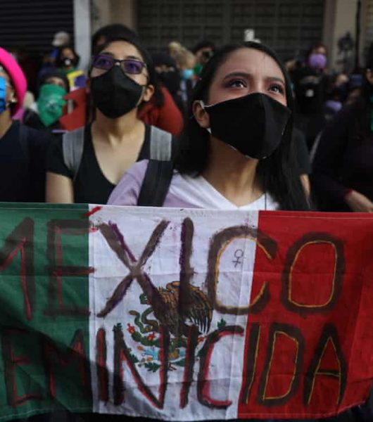 mexico women protests