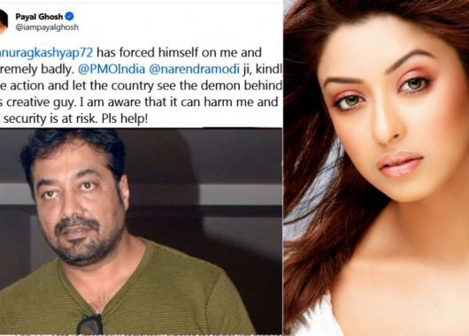 it's-been-four-months:-payal-ghosh,-alleges-'no-action'-taken-against-anurag-kashyap