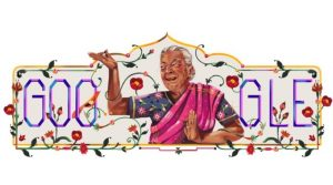 Zohra Sehgal google doodle