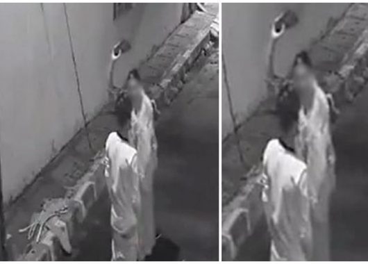 caught-on-camera:-man-flashes-and-sexually-assaults-woman-in-bengaluru,-arrested