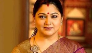 Khushbu Sundar mentally retarded