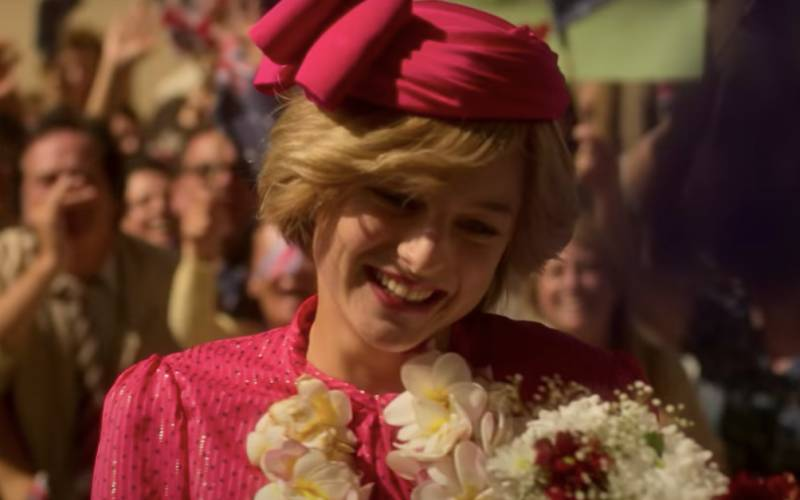 princess diana, the crown review