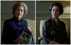 Margaret Thatcher, Queen Elizabeth, season 4 of the crown
