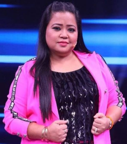 Who is Bharti Singh