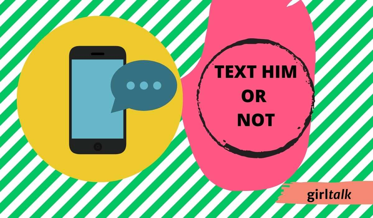 should i text my boyfriend, Texting your partner
