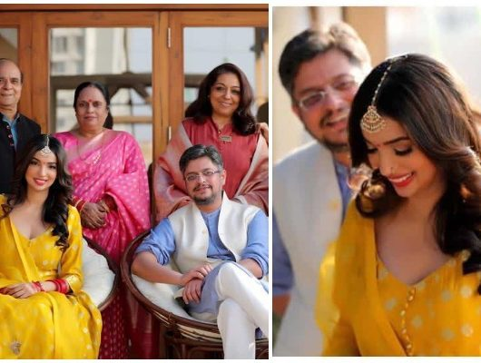 Kanika Dhillon engaged, Kanika Dhillion Himanshu Sharma Wedding